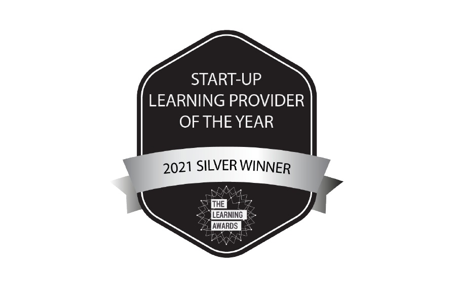 Learning Awards Start-up Learning Provider of the Year 2021